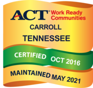 certified county badge