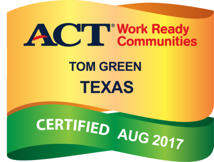 Act Work Ready Communities Act Work Ready Community Tom Green