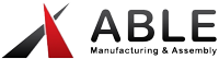 Able Manufacturing Logo